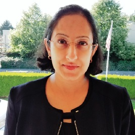 Shubeena Chib, Ph.D.